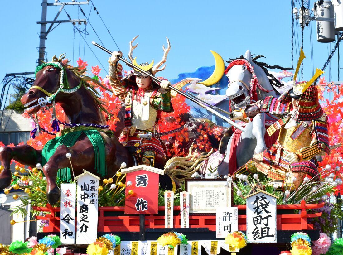 野辺地 祇園祭 2019